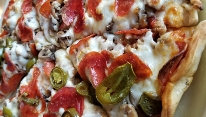 Houdini's Pizza, Kingman, Kansas