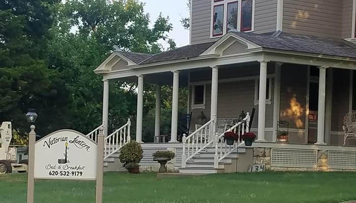 Victorian Lantern Bed and Breakfast, Kingman, Kansas